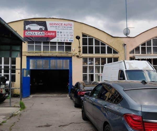 Service auto Cluj Napoca - Oaza Car Care